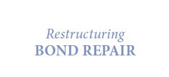 RESTRYCTURING BOND REPAIR